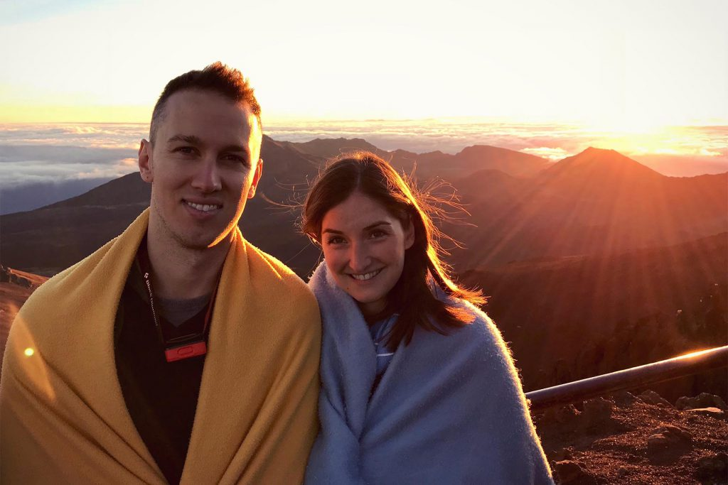 Haleakale Sunrise