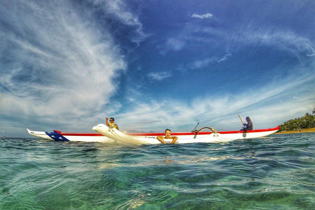Ali'i Outrigger Canoe