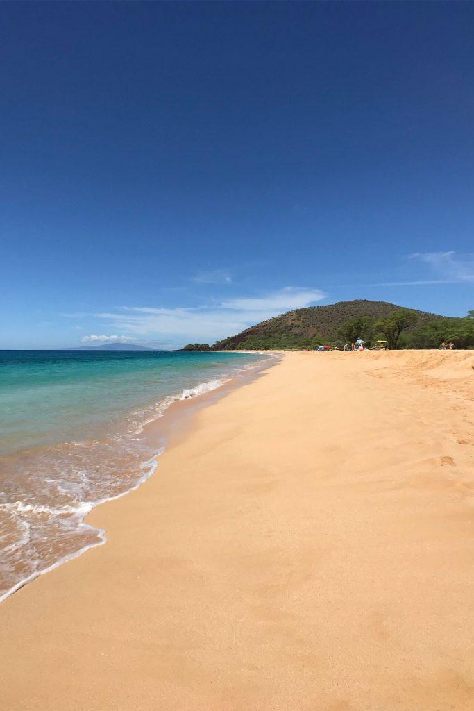 Maui McKenna Beach Sand
