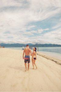 Gili Air Beach Fun