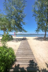 Boardwalk on Gili Air