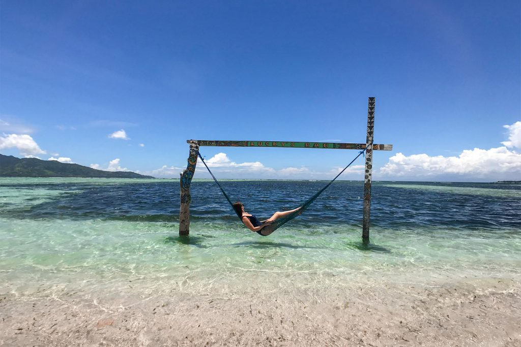 Hammock Life on Gili Air